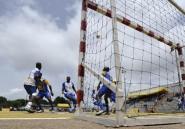 Foot: quand Ebola perturbe les compétitions en Afrique