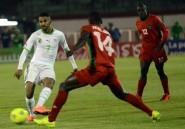 CAN-2015: l'Algérie et le Cap-Vert ont leurs billets pour le Maroc