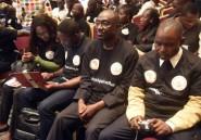 Ebola: campagne de sensibilisation dans l'ouest de la Sierra Leone