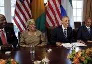 Ebola: Obama lance un appel pour reconstruire les systèmes de santé des pays touchés