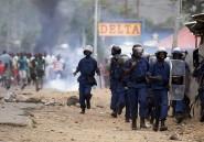 Situation de crise au #Burundi où la tension monte