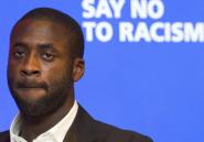 Le joueur ivoirien Yaya Touré part en guerre contre le racisme avec la FIFA