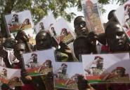 La dépouille de Thomas Sankara exhumée, le Burkina Faso retient son souffle