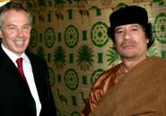 Tony Blair aurait essayé de sauver Kadhafi juste avant les bombardements en Libye