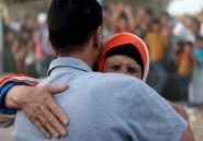 En Egypte, des réfugiés palestiniens vivent en marge de la société dans un camp depuis 60 ans