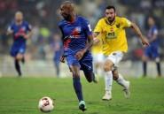 Transfert: pas de dérogation pour Anelka pour jouer en Algérie