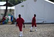 Ebola: net ralentissement de sa progression en Afrique de l'Ouest