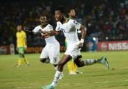 CAN: le Ghana et l'Algérie en quarts, le Sénégal encore privé de Top 8