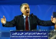 Algérie: l'opposant Ali Benflis autorisé