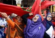Maroc: près de 10.000 manifestants appellent