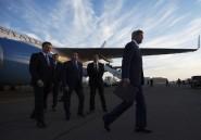 Kerry arrive en Egypte pour rencontrer Sissi, Abbas et le roi Abdallah