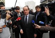 """Hollande: nous allons """"marcher pour les valeurs que la Tunisie représente"""""""