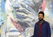 Le spleen de la révolution égyptienne, dans une biennale d'art urbain en Allemagne
