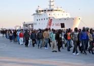 Italie: plus de 11.000 migrants ont débarqué en six jours dans le pays