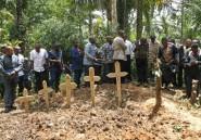 RDC: cinq personnes tuées