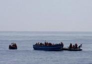 Méditerranée: deux navires militaires allemands portent secours