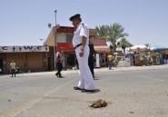 Egypte: plus de policiers que de touristes