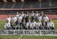 Rugby: les Springboks champions du monde 1995 commémorent la victoire historique
