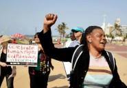 Afrique du Sud: hommage très politique aux mineurs de Marikana tués en 2012