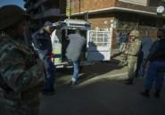 Afrique du Sud: huit policiers reconnus coupables du meurtre d'un taxi mozambicain