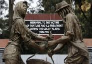 Kenya: inauguration d'un mémorial de l'insurrection des Mau Mau payé par le Royaume-Uni