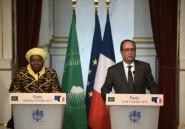 Migrations: Hollande et la présidente de l'UA en faveur d'un plan au sommet de Malte