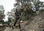 Afrique du Sud: la guerre des gangs fait rage dans les mines d'or abandonnées