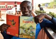 """""""Tempête sur Bangui"""", chronique en dessins du chaos centrafricain"""