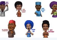 Enfin une application pour envoyer des emojis afros