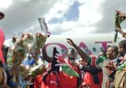 Les rugbymen kenyans victorieux rentrent via un vol Qatar Airways, malaise à Nairobi