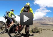 VIDEO. Grimper et descendre le Kilimandjaro à vélo