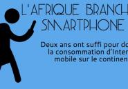 INFOGRAPHIE. L'Afrique est toujours plus gaga de smartphones