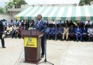 Au Gabon, Jean Ping n'a pas abandonné son combat contre le régime