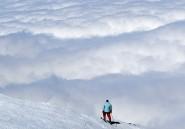PHOTOS. Le Maghreb sous la neige à Noël