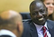 La CPI donne raison au vice-président kényan Ruto sur l'utilisation d'anciens témoignages