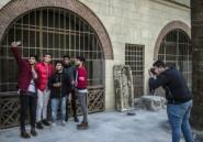 En Egypte, entre sapes et photos, les ados pauvres rêvent de célébrité