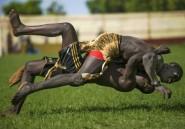 """Soudan du Sud: en attendant Machar, des lutteurs se battent """"pour la paix"""""""