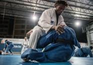 JO-2016: le combat d'un réfugié congolais, judoka dans une favela carioca