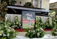 Cameroun: inhumation du footballeur Patrick Ekeng, décédé lors d'un match