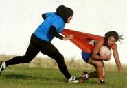 JO-2016: en Tunisie, les exploits au rugby s'écrivent au féminin