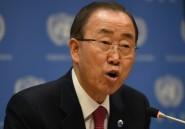"""Le Soudan du Sud est """"au bord du gouffre"""", avertit Ban Ki-moon"""