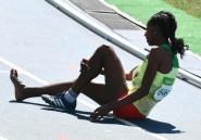 JO-2016/Athlétisme: le public encourage l'Ethiopienne au pied nu