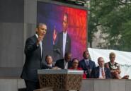 Au musée de l'histoire afro-américaine, de la fierté et des larmes