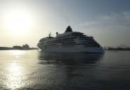 Tunisie: premier bateau de croisière depuis un an et demi