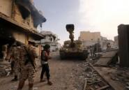 Libye: Syrte, d'un enfer