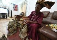 Benin City: l'art du bronze de mère en fille