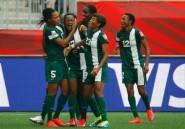 CAN-Féminine 2016: le Nigeria douche les espoirs des Lionnes du Cameroun