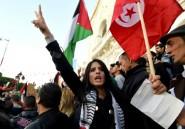 Tunis: manifestation après un assassinat attribué par le Hamas