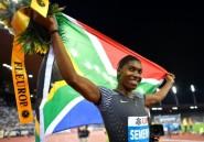 Athlétisme: mariage de la championne olympique Caster Semenya avec sa compagne