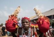 Bénin: les descendants d'esclaves en pèlerinage vaudou